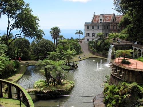 De Tropical Botanical Gardens zijn een must voor de liefhebbers!