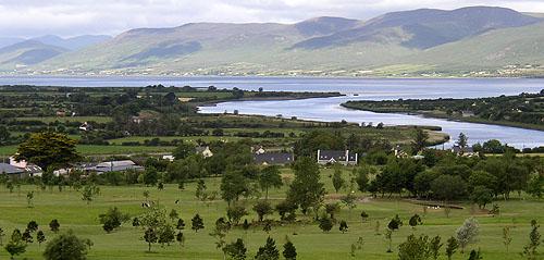 Killorglin Golf Club, gewoon een lekker relaxte parkbaan...