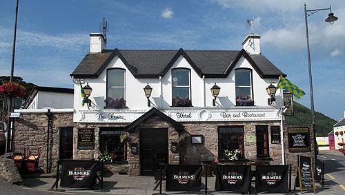 Het Towers Hotel in Glenbeigh
