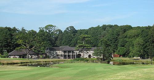 Fota Island Golf Club Deerpark is een mooie start van een rondje Cork County.