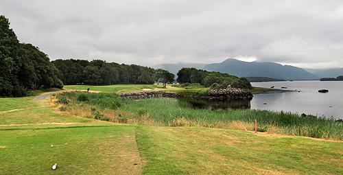 Killarney Golf & Fishing Club, home of the Irish Open