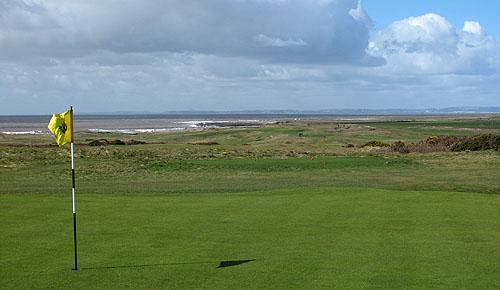 Royal Porthcawl, de nummer één golfbaan van Wales.