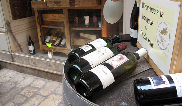 Geniet vooral ook van de Cahors en Bergerac wijnen...