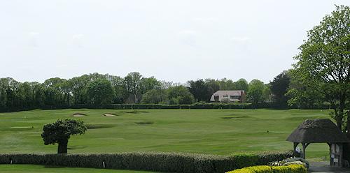 En ook nog eens 9 zeer uitdagende par 3 holes op North Foreland Golf Club