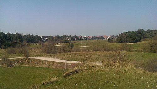 Heerlijk golfen aan de West Vlaamse Kust