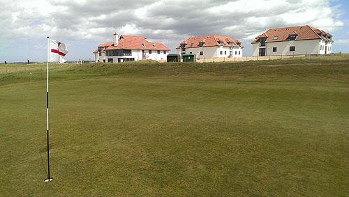 The Lodge was voorheen het clubhuis van Prince's Golf Club
