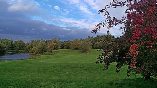 Golf International Moyland in al zijn glorie