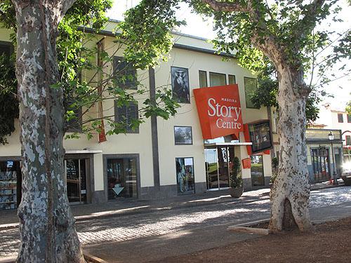 Wie meer over Madeira en haar bevolking wil weten kan terecht in het Madeira Story Centre in Funchal.