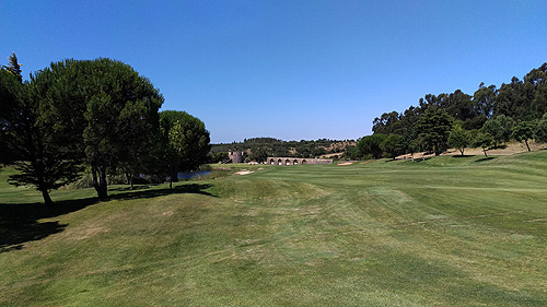 Ook Penha Longa is één van de golfbanen die wordt aangedaan.