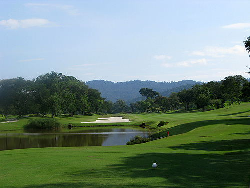 Sungai Long G&CC is één van de oudste golfbanen van Kualalumpur