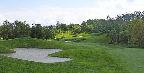 De PGA Catalunya Stadium Course is een uitdaging voor golfers van elk niveau